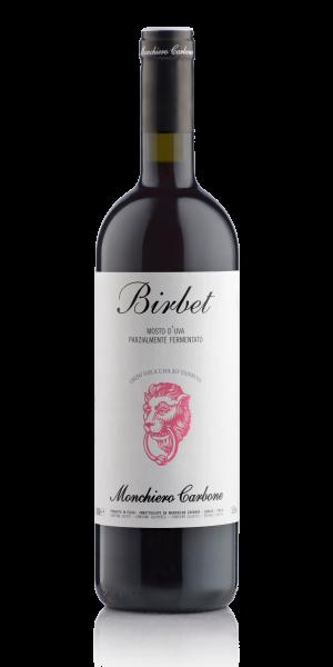 Birbet partially fermented grape must bottle