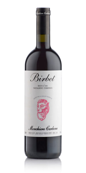 Bottiglia Birbet mosto d'uva perzialmente fermentato