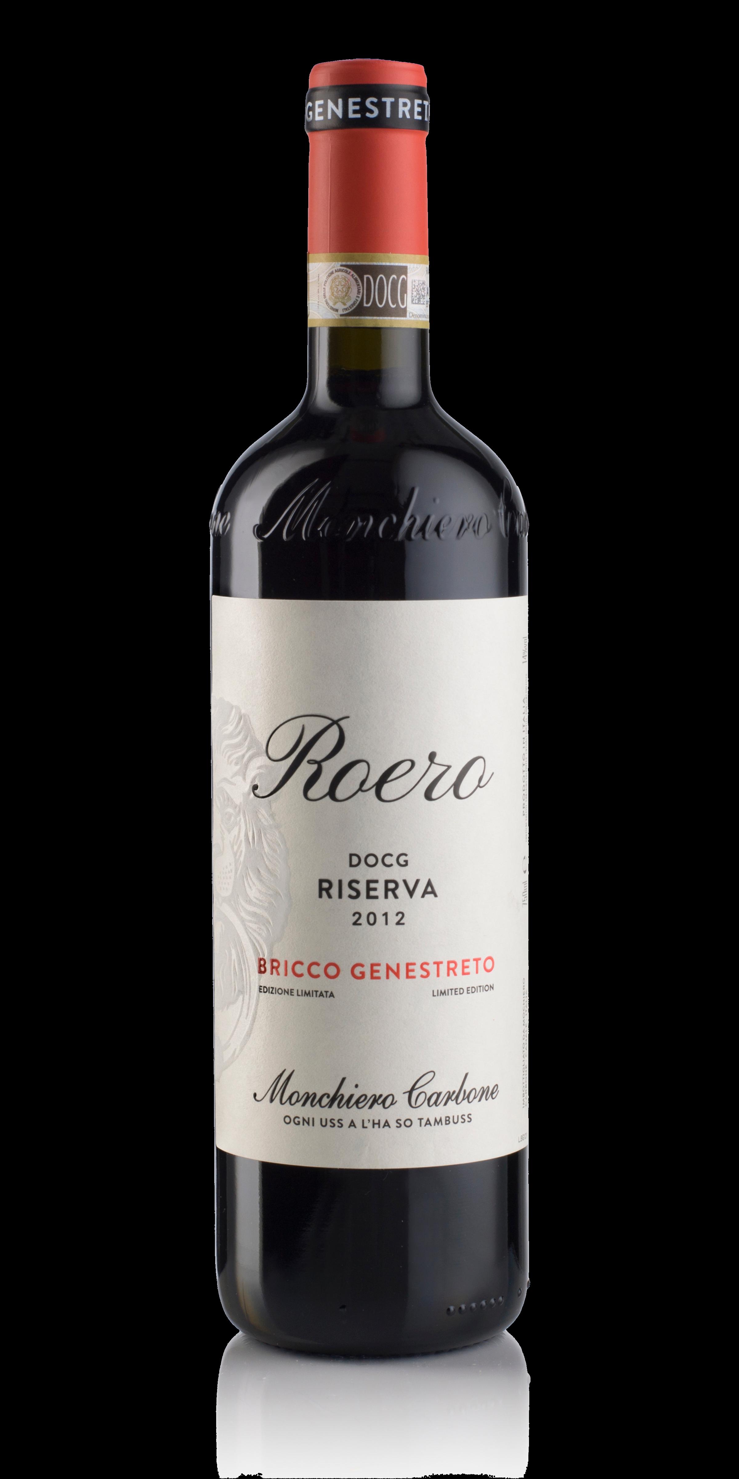 Bottiglia Bricco Genestreto Roero Riserva