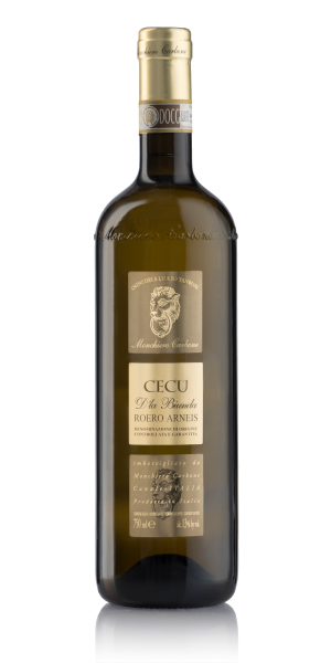 Cecu Roero Arneis bottle