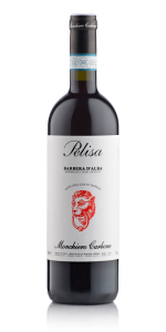 Pelisa Barbera d'Alba bottle