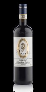 Printi Roero Riserva bottle