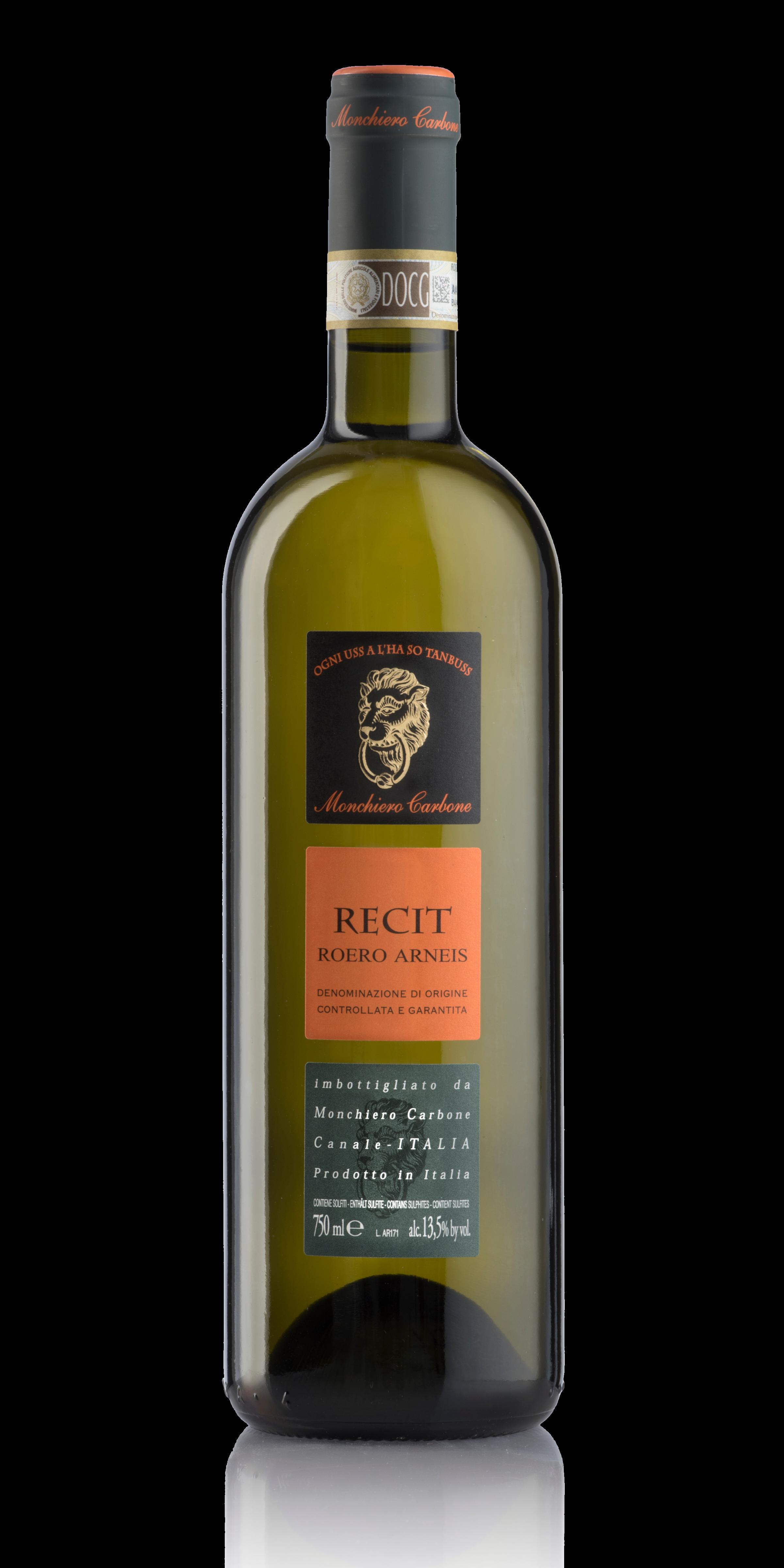 Recit Roero Arneis bottle