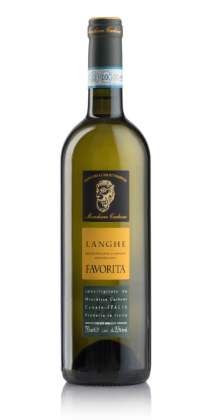 Langhe Favorita bottle