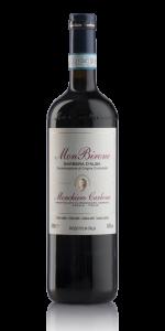 MonBirone Barbera d'Alba bottle