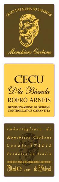 Cecu label