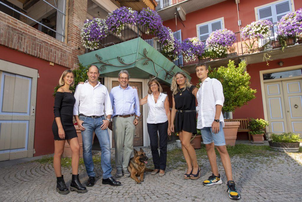 Monchiero family