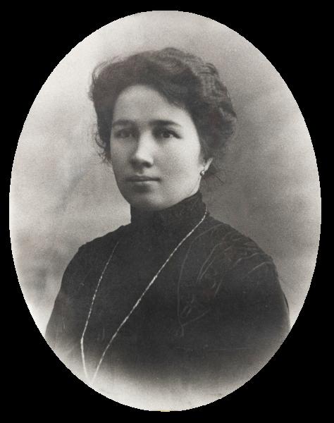 Great-grandmother Clotilde
