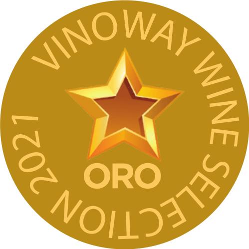 VinoWay oro with star